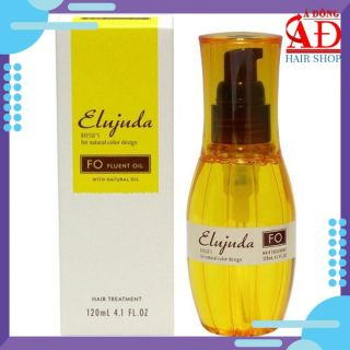 Tinh dầu dưỡng tóc Elujuda MILBON FO dưỡng tóc mảnh 120ml (JAPAN) thumbnail