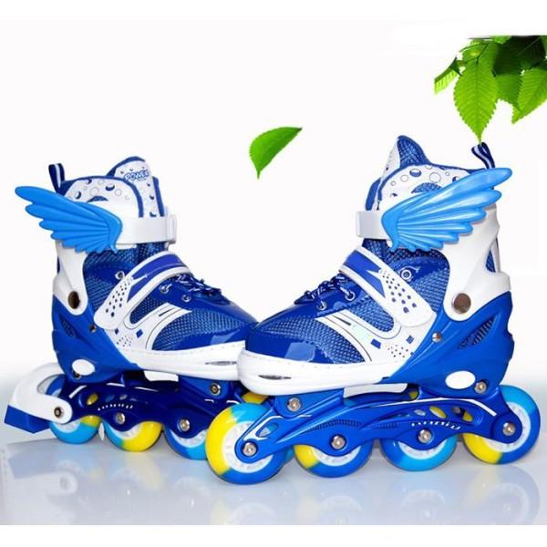 Mua Giày Trượt Patin Loại 1 Cánh Thiên Thần Đủ Bộ ACN1040  01