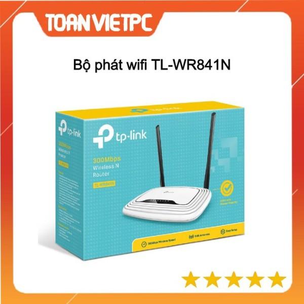 Bảng giá Bộ phát sóng wifi Tplink TL- WR 841N, sản phẩm tốt, chất lượng cao, cam kết như hình, độ bền cao Phong Vũ