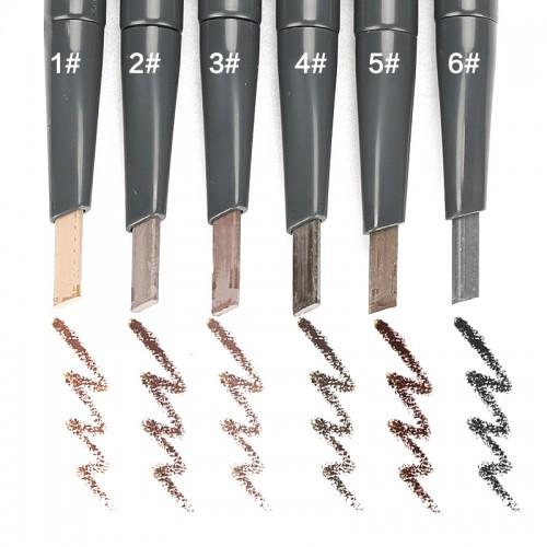 Chì Kẻ Mày 2 Đầu The Face Shop Designing Eyebrow Pencil   Lazada.vn