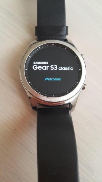 Đồng hồ Samsung Gear S3 CLASSIC