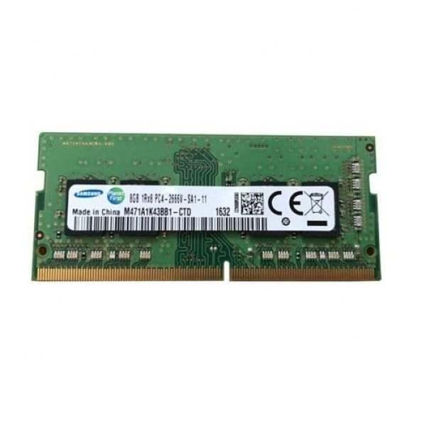 Bảng giá RAM Laptop DDR4 Samsung 8GB Bus 2666 SODIMM M471A1K43BB1-CTD Chính Hãng Phong Vũ