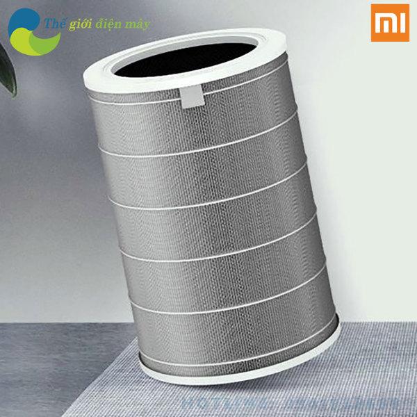 [Bản quốc tế ] Lõi lọc không khí Xiaomi lọc bụi min tới 99.97% lõi lọc HEPA class 13 màu xám dùng cho xiaomi air purifier 2S, 2H, 3, 3H và pro