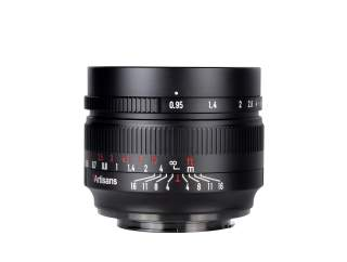 Ống kính 7Artisans 50mm F0.95 cho APS-C Fujifilm - Sony - Canon EOS M, Nikon Z và M4 3 thumbnail