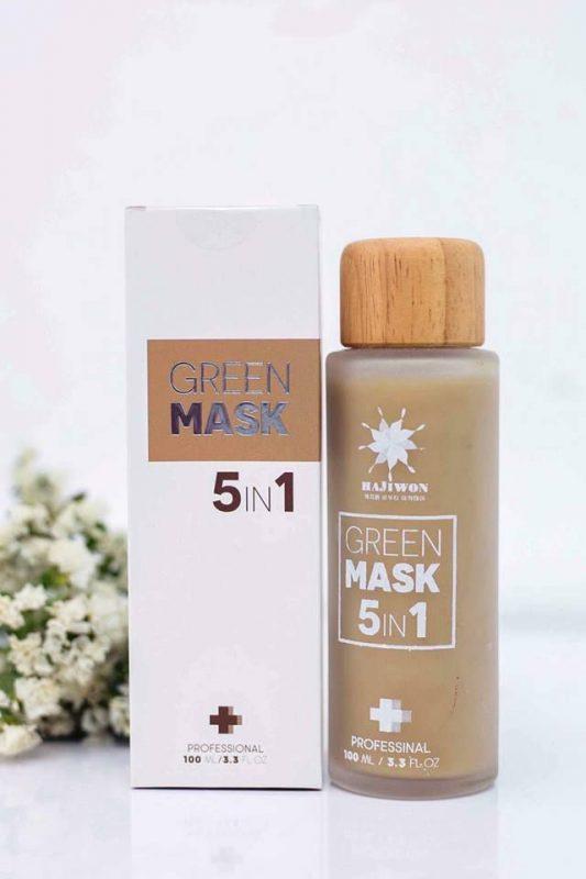 Tẩy Tế bào chết 5 in 1 Green Mask Hàn Quốc