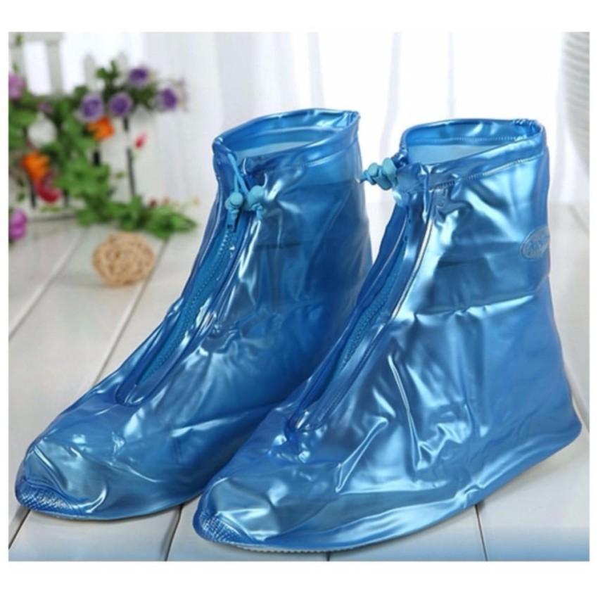 Bao Bọc giầy đi mưa - Ủng đi mưa - Giữ ấm, chống trượt, siêu bền (Màu ngẫu nhiên)