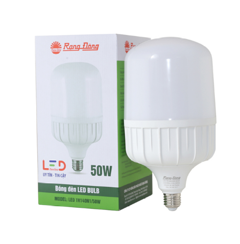 Bóng đèn LED bulb trụ, bóng đèn tiết kiệm điện