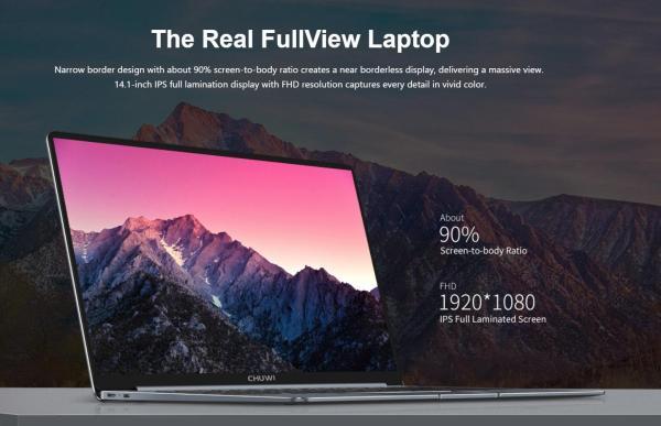 Bảng giá Chuwi Lapbook Pro 4G Ram/ 64+256GB Phong Vũ