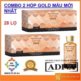 COMBO 2 HỘP COLLAGEN ADIVA GOLD MẪU MỚI NHẤT - 28 LỌ thumbnail