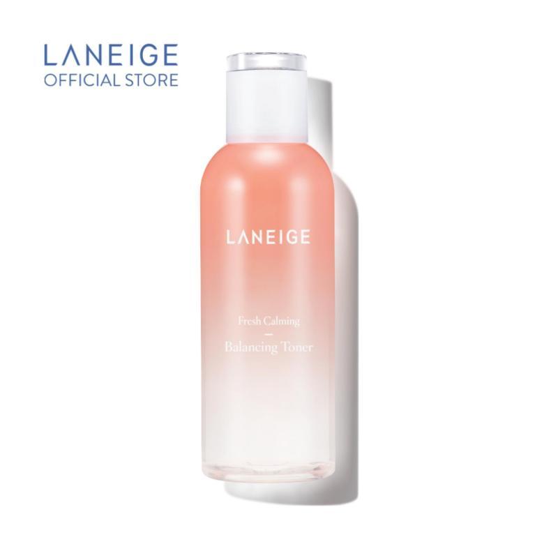 Nước cân bằng dưỡng ẩm dịu nhẹ Laneige Fresh Calming Toner 250ml cao cấp