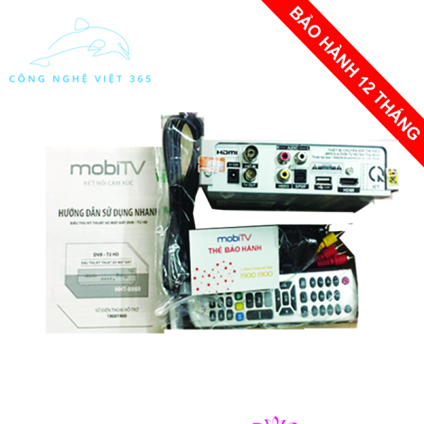 Bảng giá Đầu thu truyền hình mobitv hht-8888 chính hãng