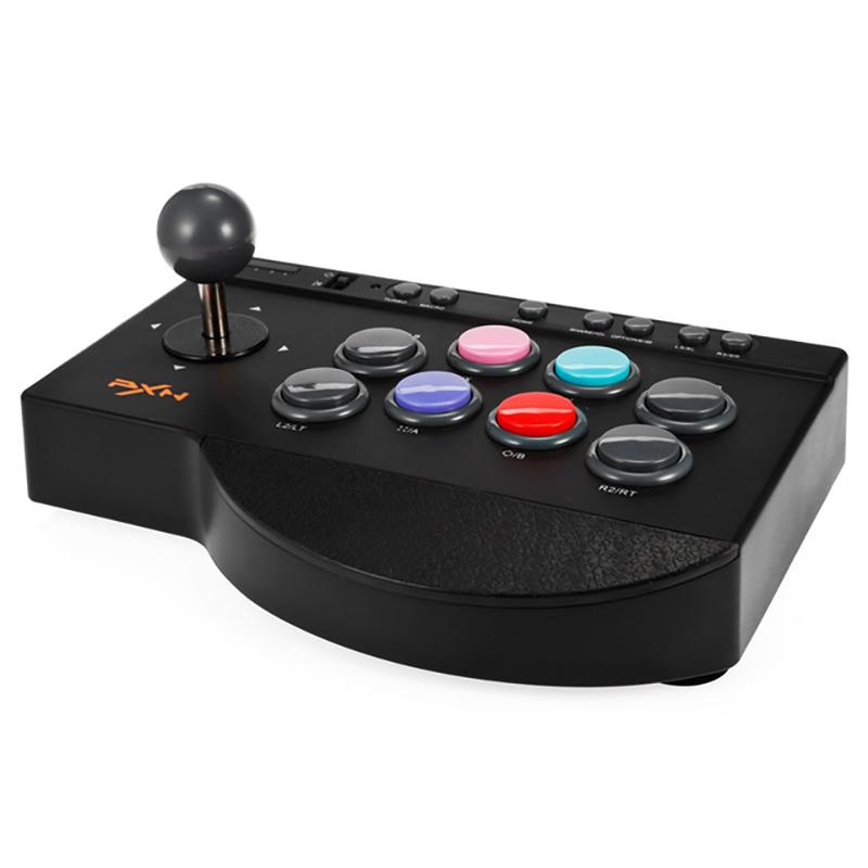 Giá Pxn 0082 Arcade Joystick Game Controller Gamepad For Pc Ps3 Ps4 XBOX ONE Gaming Joystick
