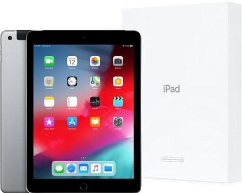Máy tính bảng Apple iPad 9.7 inch 2018 128GB 4G - Hàng Nhập Khẩu