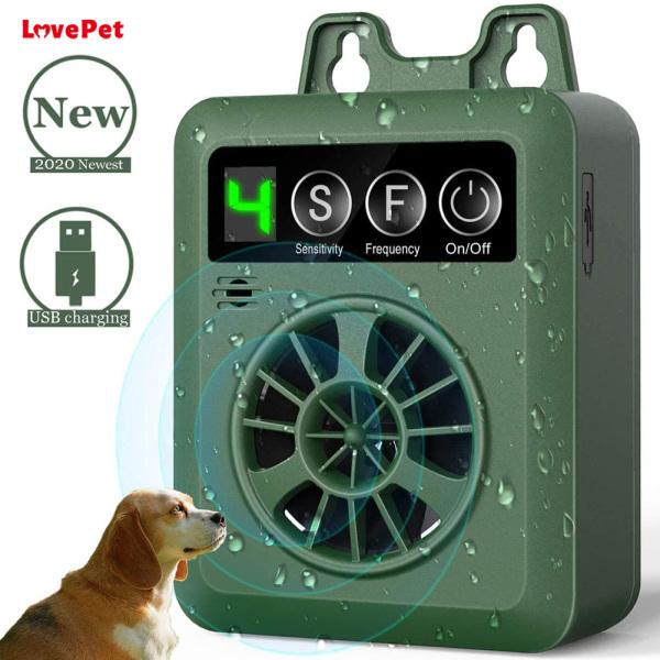 LPH Anti Barking Control Device Bark Stop Repeller Harmless Mini Deterrents Silencer for Dog