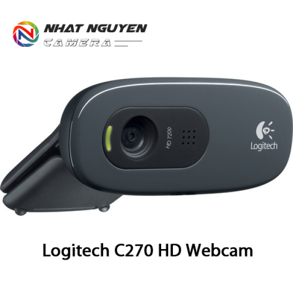 Bảng giá Logitech C270 HD Webcam - Bảo hành 12 tháng Phong Vũ