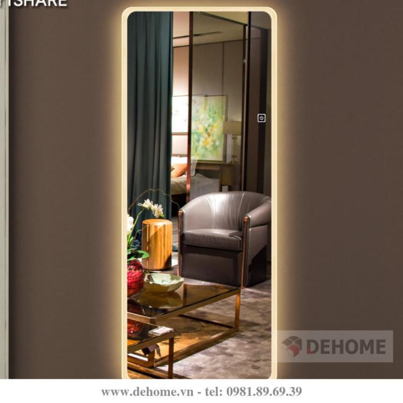 Gương LED cảm ứng Dehome D015