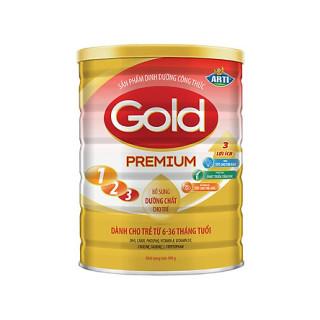 FREESHIP Sữa Arti Gold Premium 123 - 900G thumbnail