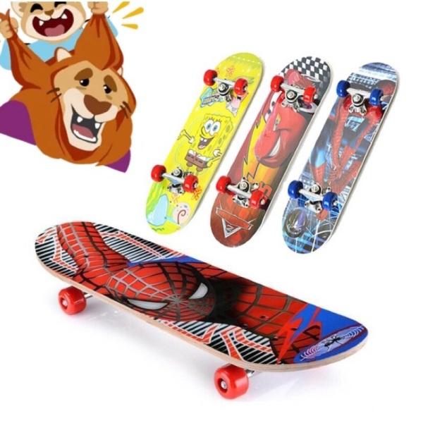 Giá bán Ván trượt Mỹ, bán trượt USA ... Ván trượt cho bé, ván trượt thể thao loại nhỏ 60cm dành cho bé và người mới tập chơi chất lượng cao