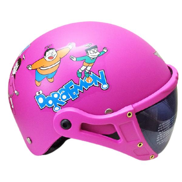 Giá bán Mũ bảo hiểm nửa đầu Joko Đức Huy dành cho trẻ em 3 - 6 tuổi dòng mũ cao cấp nguyên liệu được nhập khẩu từ Đức