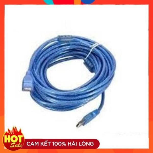 Bảng giá Dây nối dài USB 10m xanh chống nhiễu-dây USB 1 đầu đực 1 đầu cái cam kết hàng đúng mô tả chất lượng đảm bảo an toàn đến sức khỏe người sử dụng đa dạng mẫu mã Phong Vũ