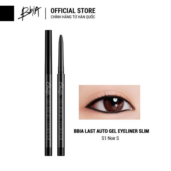 Gel kẻ mắt Bbia Last Auto Gel Eyeliner Slim (có chọn màu)