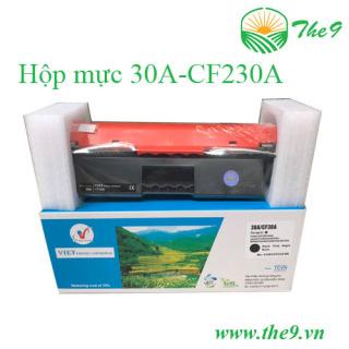 Hộp Mực 30A CF230A CÓ CHIP hộp mực máy in HP LaserJet Pro M227fdw M203dw ...hàng nhập khẩu 100% in đẹp rõ nét thumbnail