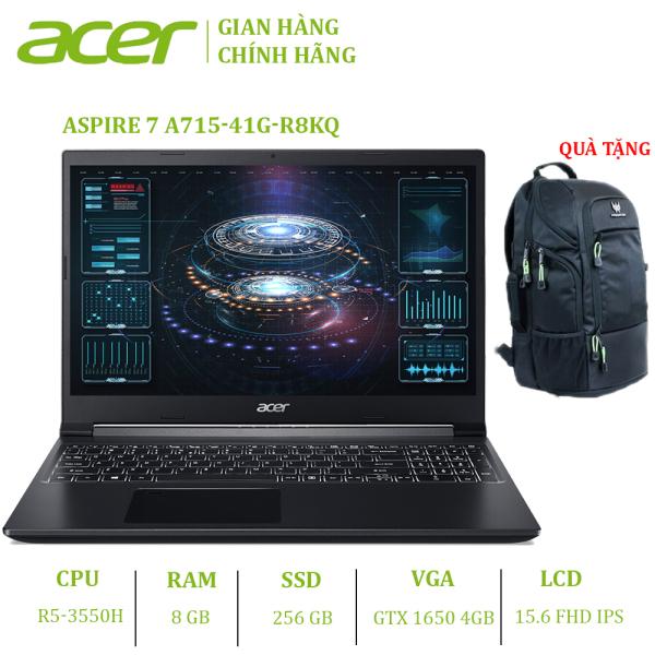 Bảng giá Laptop Acer Aspire 7 A715-41G-R8KQ (R5-3550H | 8GB | 256GB | VGA GTX 1650 4GB | 15.6 FHD | Win 10) Phong Vũ