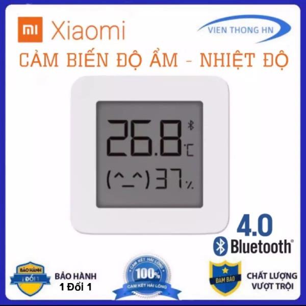 Đồng hồ đô độ ẩm nhiệt độ xiaomi Mijia 2 - ẩm kế bluetooth thông minh bán chạy