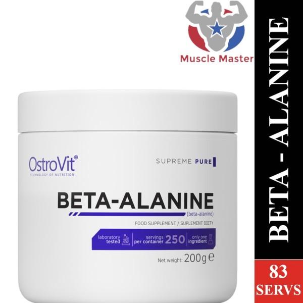 Thực Phẩm Bổ Sung Ostrovit Beta Alanine 200g