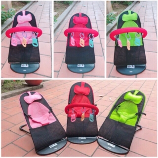 ghế rung nhún cho bé, ghế nhún cho bé, ghế rung cho bé chất lượng thumbnail