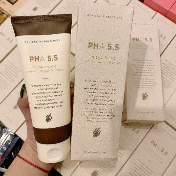 ❤Sữa rửa mặt PHA 5.5 Wonderbath Hàn Quốc❤ giá rẻ