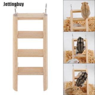 Sản Phẩm Phụ Kiện Chơi Game Jettingbuy, Bậc Thang Hamster Bằng Gỗ, Dành Cho Đồ Chơi Leo Trèo thumbnail