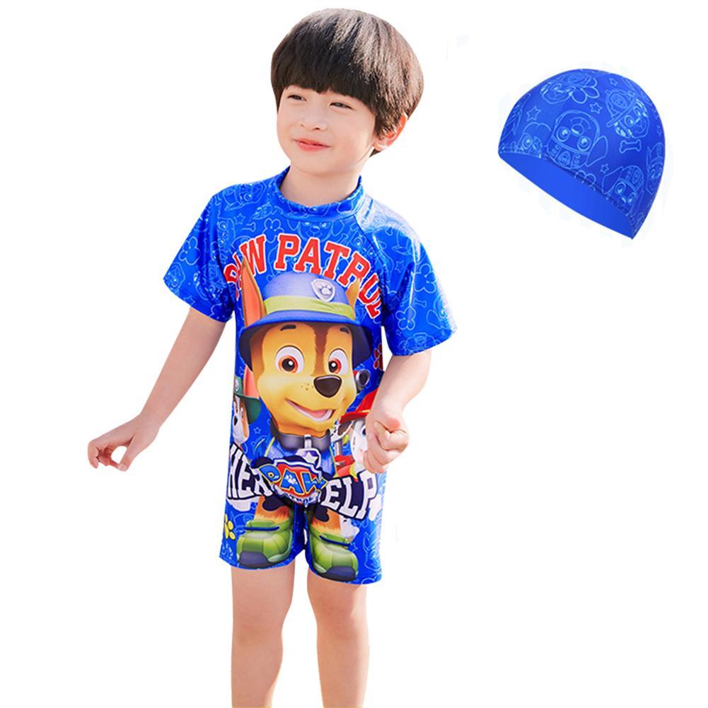 Fc Kids Boys Cartoon Swimwear Hat Set By Fashion Cabinet.