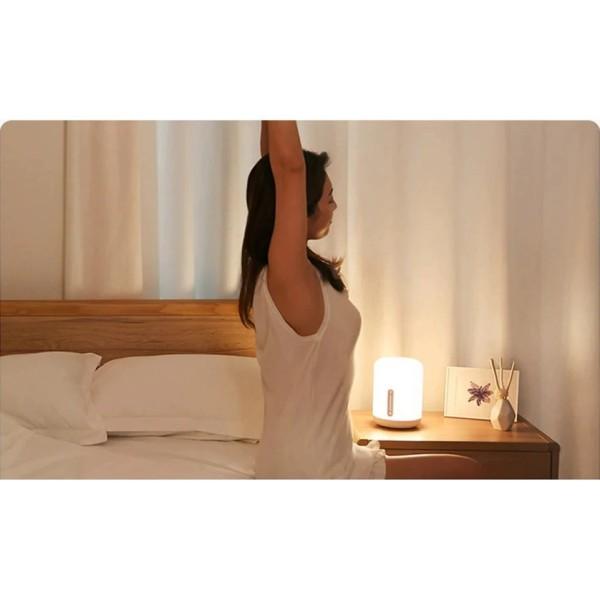 [Lấy mã giảm thêm 30%]Đèn Ngủ Thông Minh Mi Bedside Lamp 2 Mue4093Gl - Bản Quốc Tế Digiworld
