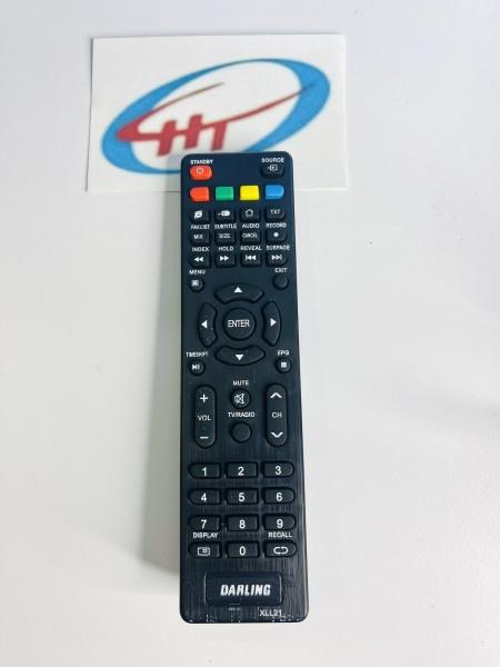 Bảng giá Remote Tivi Darling 3D ngắn nhỏ