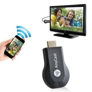 kết nối tivi,chia sẻ màn hình điện thoại lên tivi,kết nối điện thoại với tivi qua HDMI không dây Anycast M2 thumbnail