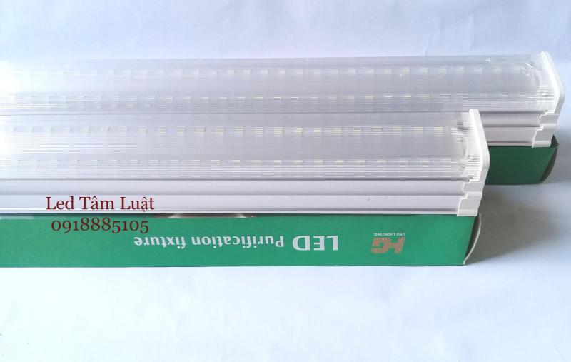 Bộ 2 đèn led bán nguyệt HG2-CL 1.2m 45W (Ánh sáng trắng)
