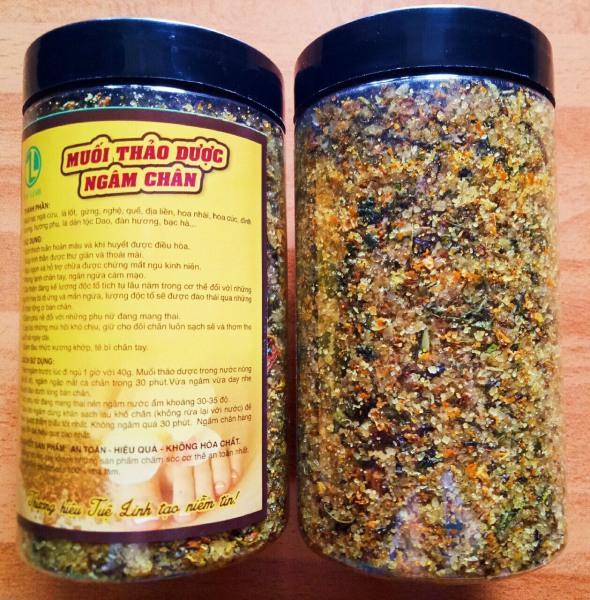 Muối thảo dược ngâm chân (1kg) giá rẻ