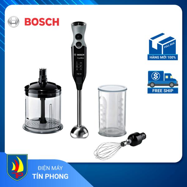 Máy xay sinh tố cầm tay Bosch MSM67160