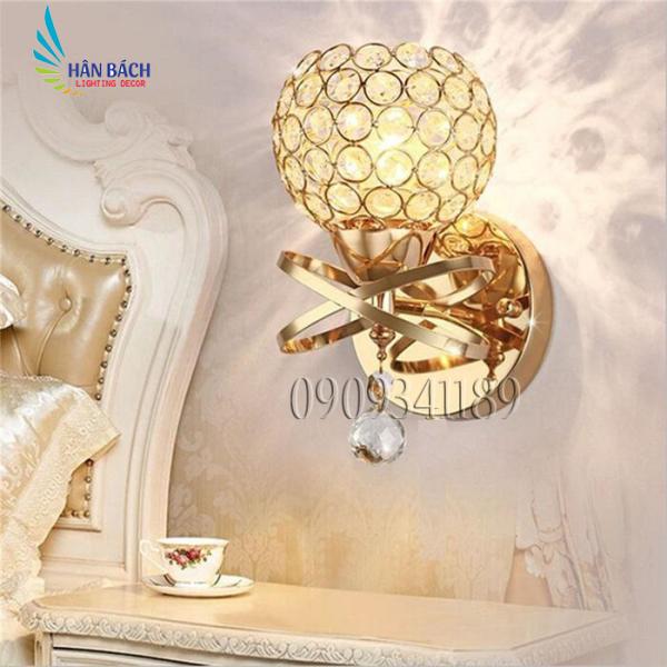 Bảng giá Đèn tường trong nhà trang trí siêu đẹp MÃ DGT001 - Tặng kèm bóng LED cao cấp
