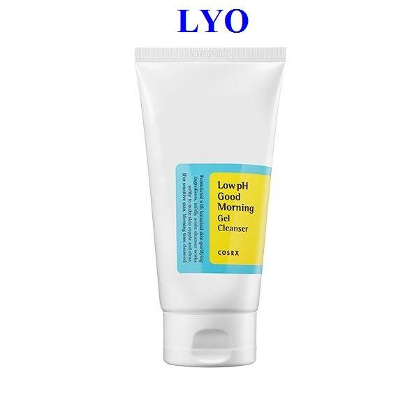 Sữa rửa Mặt Tràm Trà dạng gel COSRX Low pH Good Morning Gel Cleanser 150ml - Lyo Shop