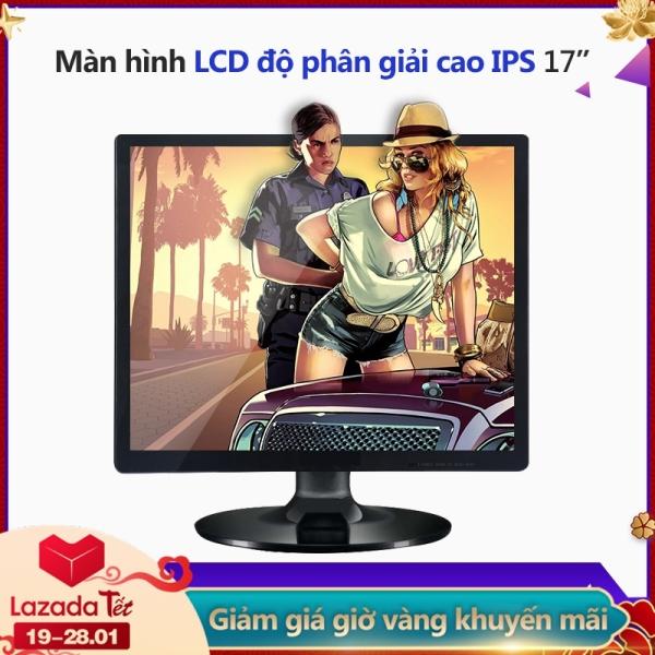 Bảng giá Màn hình máy tính LCD 17 inch, 19 inch máy tính để bàn màn hình HD chơi game xem phim Black Friday Phong Vũ