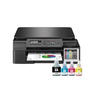 Máy in màu A4 đa chức năng in,copy,scan Brother DCP-T510W in wifi thumbnail