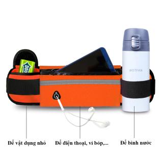 Túi đeo bụng giá rẻ đựng đồ khi chạy bộ, hoạt động ngoài trời phù hợp cho cả nam và nữ thumbnail