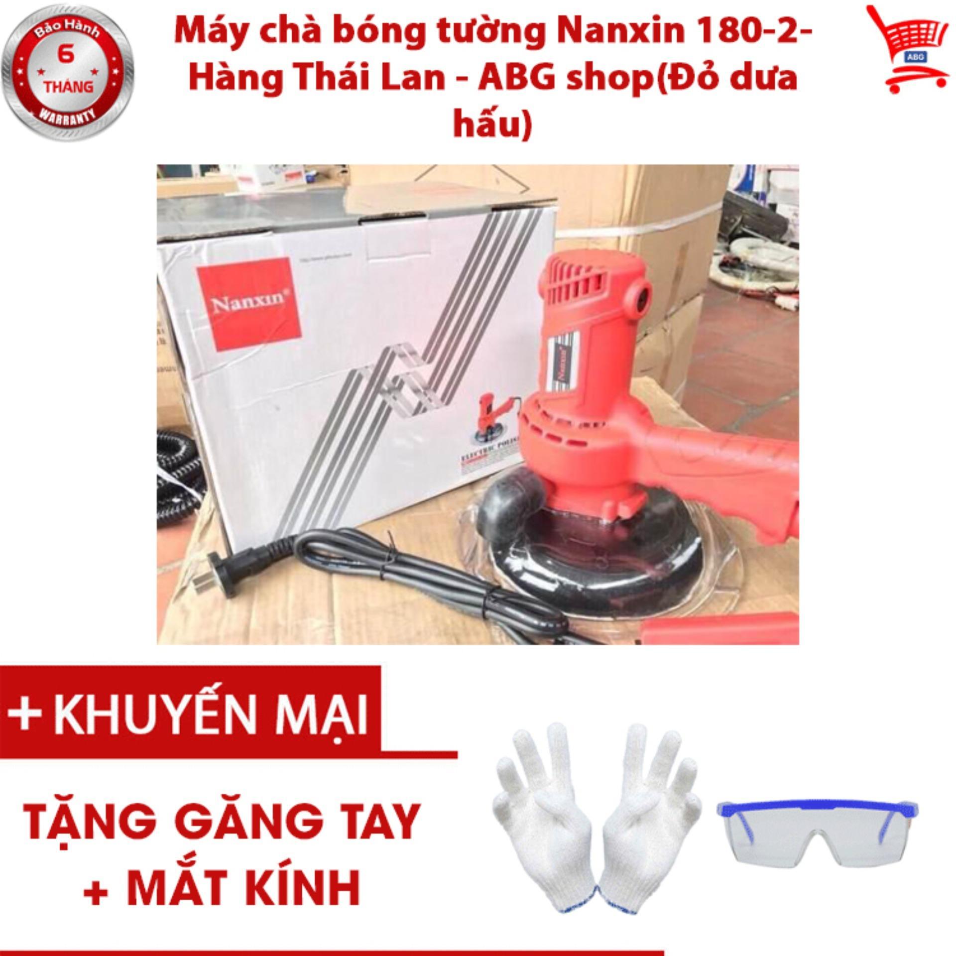 Máy chà bóng tường Nanxin 180-2- Hàng Thái Lan - ABG shop