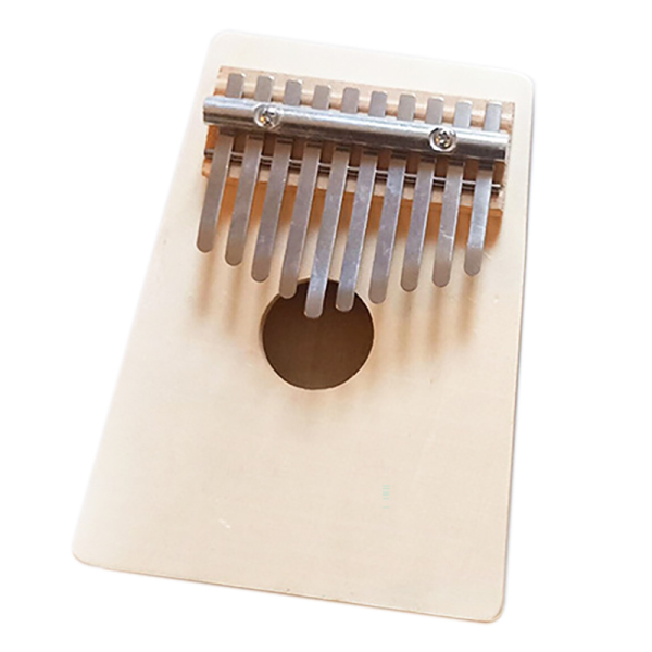 10 Keys Kalimba DIY Thumb Piano Finger Hand Thumb for Beginner Children Kids Gift