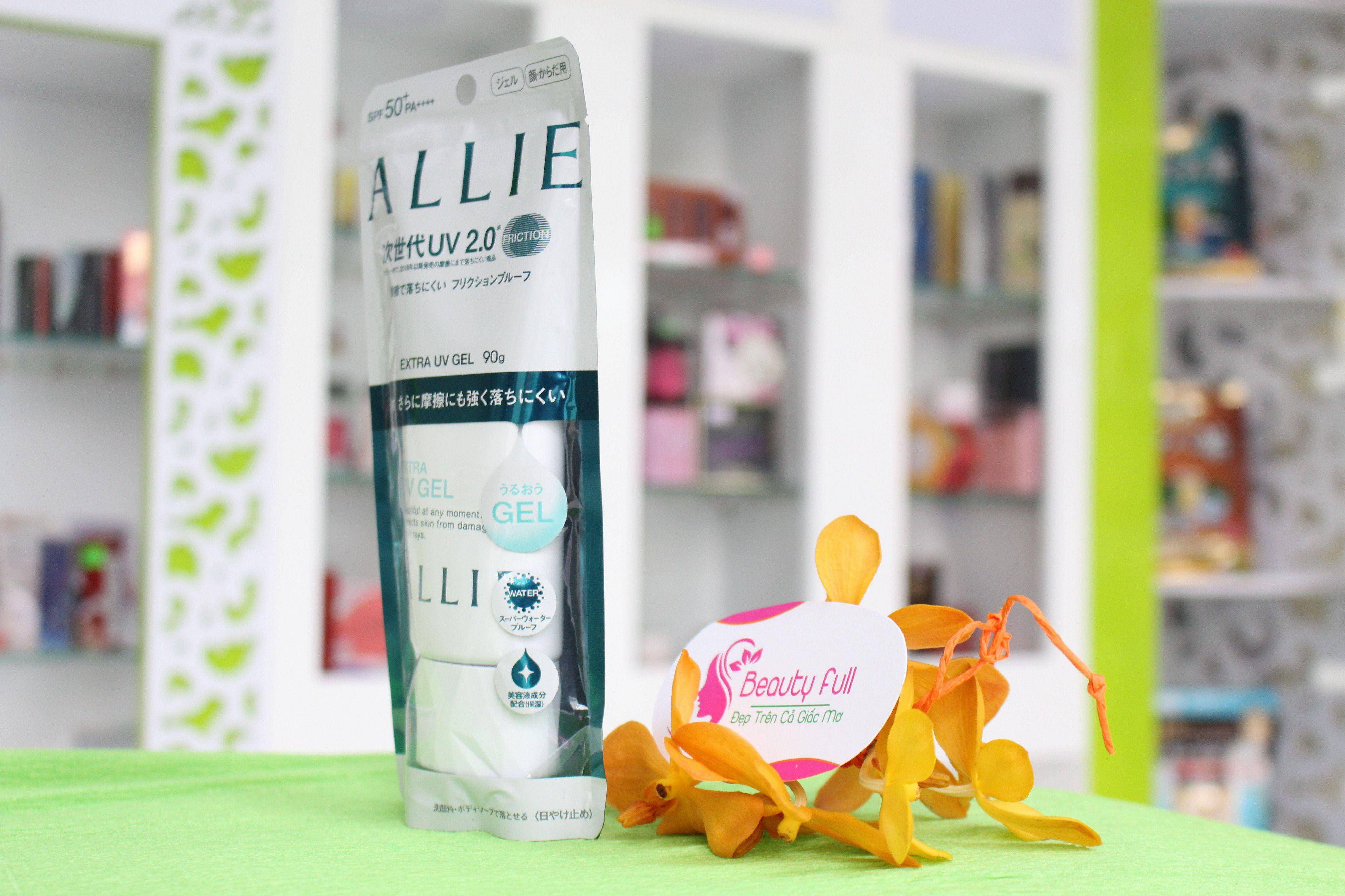 Kem chống nắng Allie Extra UV protector SPF 50 PA+++ 90g(Model 2919)