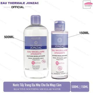 Nước tẩy trang dịu nhẹ dành cho da nhạy cảm Eau Thermale Jonzac Eau Micellaire Apaisante thumbnail