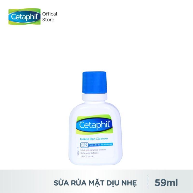 Sữa Rửa Mặt Cetaphil Gentle Skin Cleanser 59ml giá rẻ