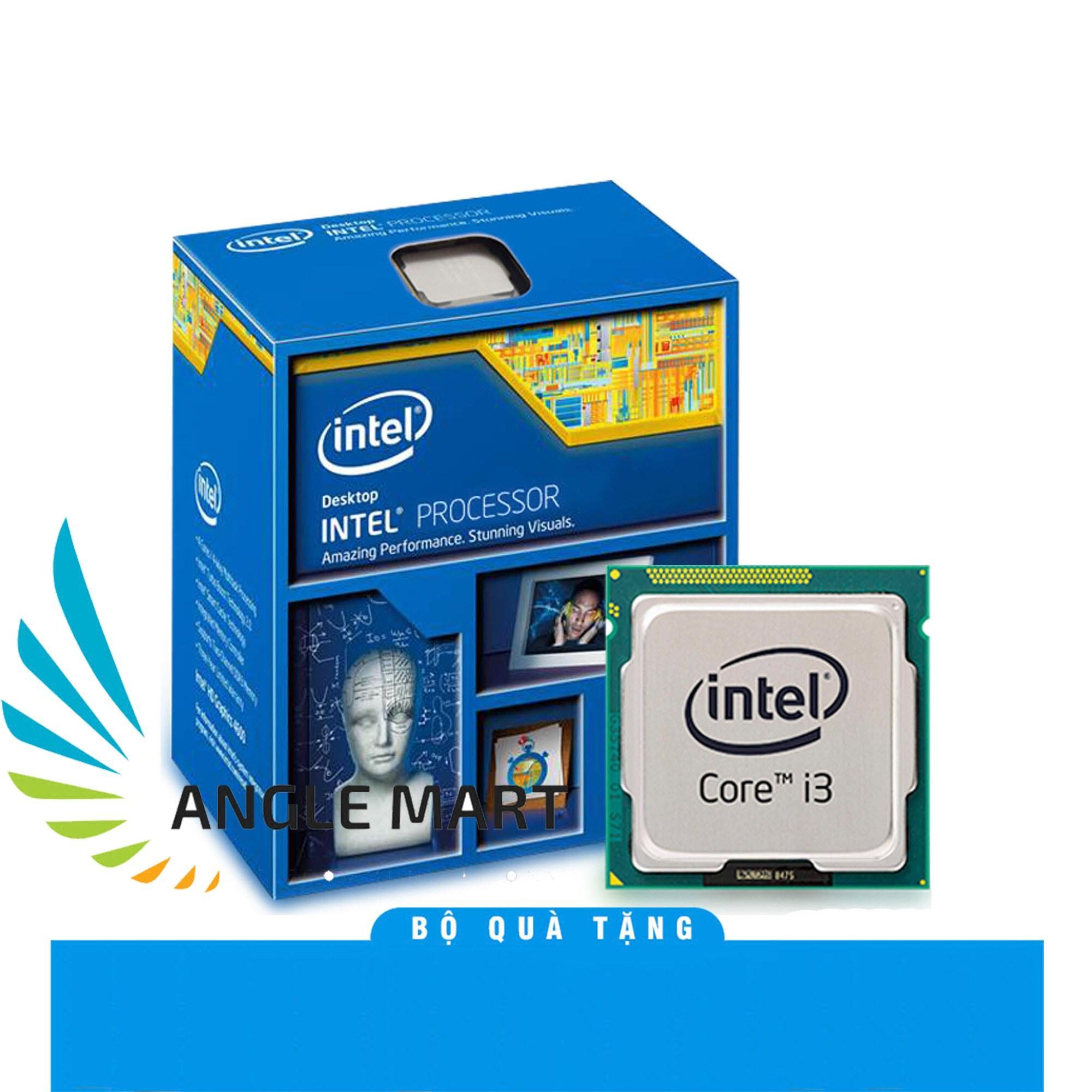 Giá Bộ vi xử lý Core I3 2120 (2 lõi - 4 luồng) + Bộ Quà Tặng